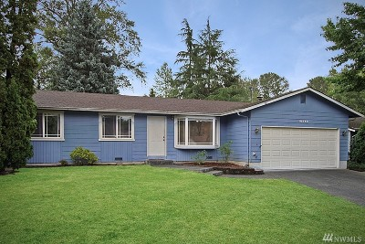 Bothell Single Family Home For Sale: 15212 111th Ave NE