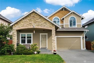 Everett Single Family Home For Sale: 11505 56th Dr SE