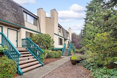 Shoreline Condo/Townhouse For Sale: 816 N 175th St. #4