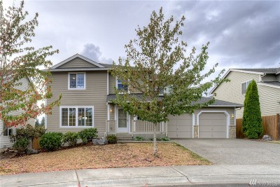 Puyallup WA Single Family Home For Sale: $270,000