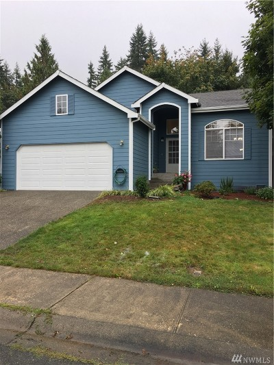 Renton Single Family Home For Sale: 14027 SE 188 Wy