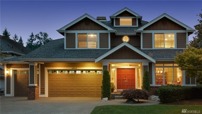 Sammamish Single Family Home For Sale: 4613 229th Place SE