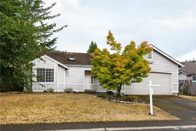 Maple Valley Single Family Home For Sale: 23315 SE 239th St