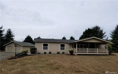 Single Family Home For Sale: 13441 Old Highway 99 SE