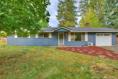 Puyallup WA Single Family Home For Sale: $245,940