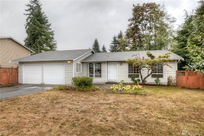 Kent Single Family Home For Sale: 12521 SE 217th Place