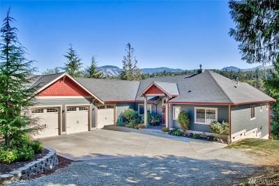 Mount Vernon, Burlington Single Family Home For Sale: 19075 W Big Lake Blvd