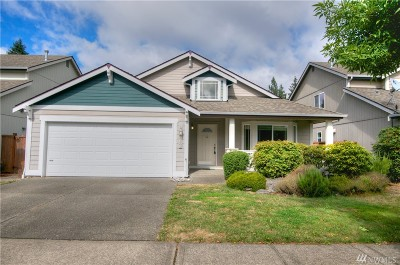 Lacey Single Family Home For Sale: 4648 Kapalea Wy SE