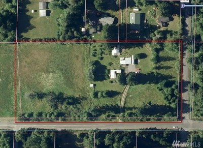 Puyallup Residential Lots & Land For Sale: 5703 152nd St E