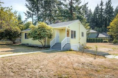 Everett Single Family Home For Sale: 602 48th St SE