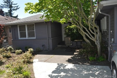 Seattle Single Family Home For Sale: 3637 13th Ave W