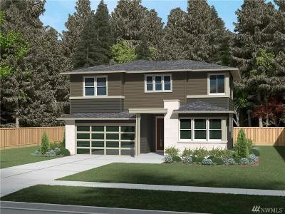 Redmond Single Family Home For Sale: 12380 178th Place NE