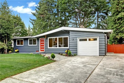 Bellevue Single Family Home For Sale: 16241 Main St