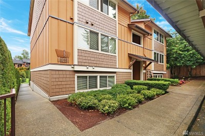Kirkland Condo/Townhouse For Sale: 8244 126th Ave NE #B302