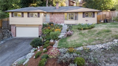 Edmonds Single Family Home For Sale: 8602 Olympic View Dr