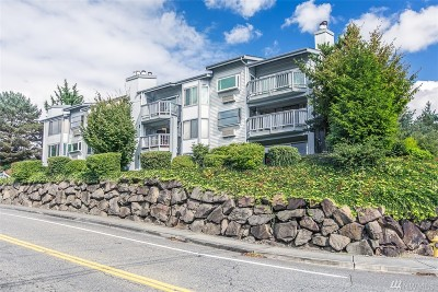 Kirkland Condo/Townhouse For Sale: 11600 100th Ave NE #A1