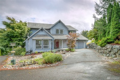 Snohomish Single Family Home For Sale: 16519 Robinson Rd