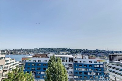 Seattle Condo/Townhouse For Sale: 701 Galer St #813