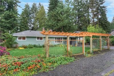 Everett Single Family Home For Sale: 1718 75th St SE