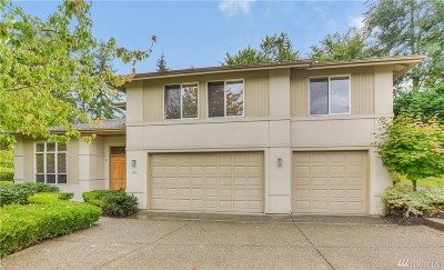 Kirkland Single Family Home For Sale: 5906 111th Place NE