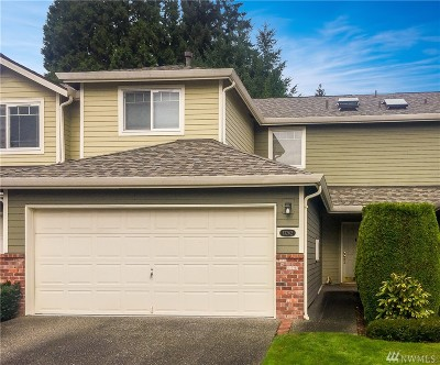 Woodinville Condo/Townhouse For Sale: 13262 NE 183rd St