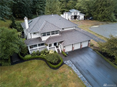 Maple Valley Single Family Home For Sale: 26102 SE 253rd St