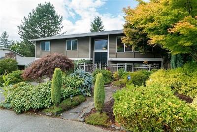 Kirkland Single Family Home For Sale: 11232 NE 141st Pl.