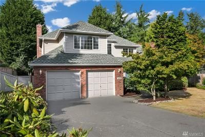 Redmond Single Family Home For Sale: 14920 NE 72nd Ct
