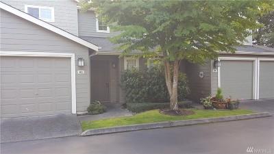 Everett Condo/Townhouse For Sale: 1430 W Casino Rd #93