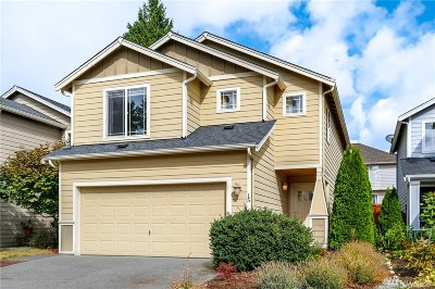 Bothell Single Family Home For Sale: 15 194th St SW