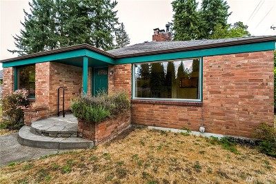 Seattle Single Family Home For Sale: 2356 130th St