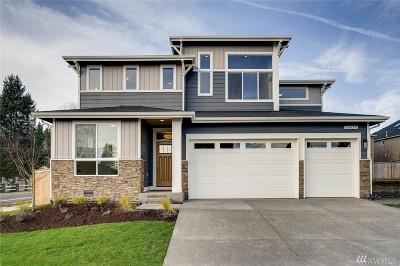 Kent Single Family Home For Sale: 19527 121st (Lot 16) Place SE