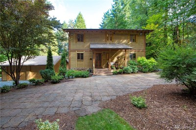 Woodinville Single Family Home For Sale: 21629 55th Ave SE