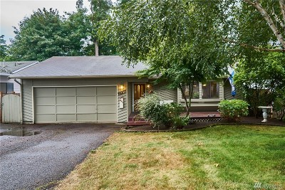 Maple Valley Single Family Home For Sale: 26611 218th Ave SE