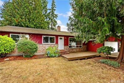 Des Moines Single Family Home For Sale: 20420 3rd Ave S