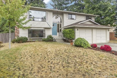 Woodinville Single Family Home For Sale: 14667 126th Ave NE