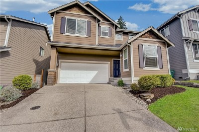 Bothell Single Family Home For Sale: 4131 228th Place SE