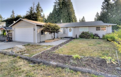Lake Stevens Single Family Home For Sale: 3415 99th Dr SE