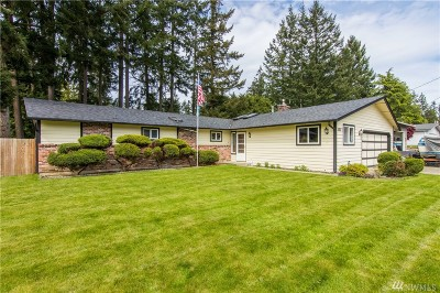 Everett Single Family Home For Sale: 3007 118th Place SE