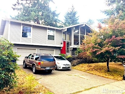 Federal Way Single Family Home For Sale: 2639 SW 337th St