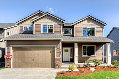 Kent Single Family Home For Sale: 27808 151st Place SE #Lot12