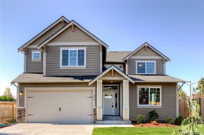 Kent Single Family Home For Sale: 27811 150th Place SE #lot 2