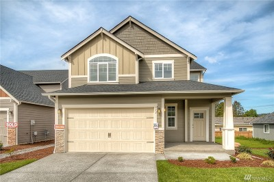 Kent Single Family Home For Sale: 27816 150th Place SE #Lot 4
