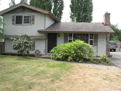 Bellingham WA Single Family Home For Sale: $376,000