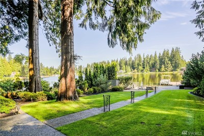Stanwood Single Family Home Contingent: 8205 313th Place NW