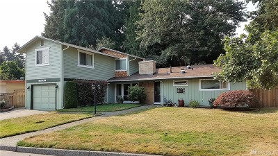 Bellevue Single Family Home For Sale: 16005 SE 9th St