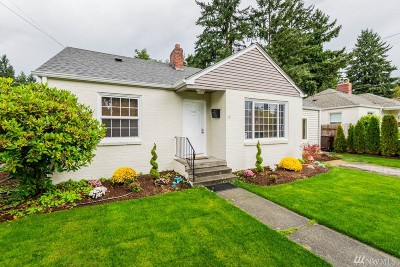 Fircrest Single Family Home For Sale: 809 Spring St