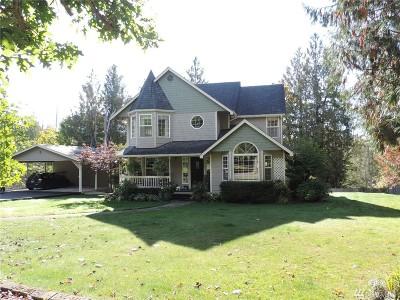 Eatonville Single Family Home For Sale: 35315 84th Ave E