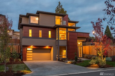 Kirkland Single Family Home For Sale: 8202 125th Pl. NE (L-3)