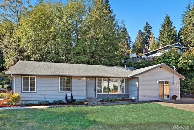 Burien Single Family Home For Sale: 16421 Sylvester Rd SW